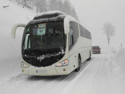 Aldetur, reserva de autobuses en Bilbao