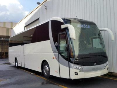 Autobuses para bodas, grupos, excursiones en Bilbao